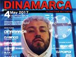 Chemical Monsters presents『Dinamarca Asia Tour 2017 Tokyo』2017.05.04 (THU/BEFORE HOLIDAY) at CIRCUS Tokyo