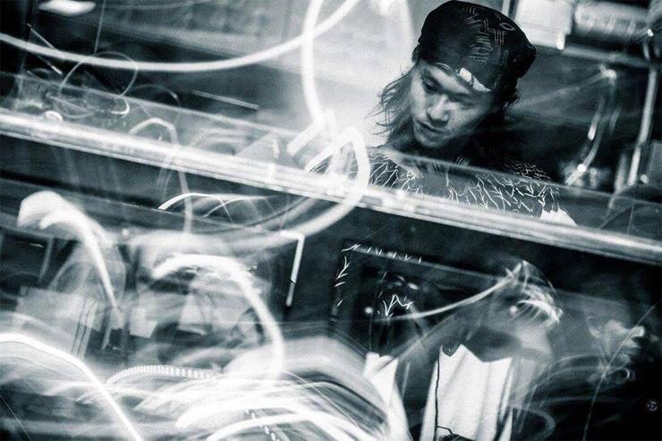 Gr○un土 a.k.a DJ GROUND