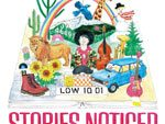 LOW IQ 01 – New Album『Stories Noticed』Release