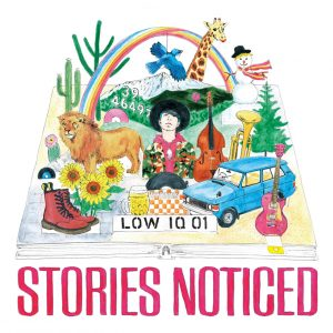 LOW IQ 01 - New Album『Stories Noticed』Release