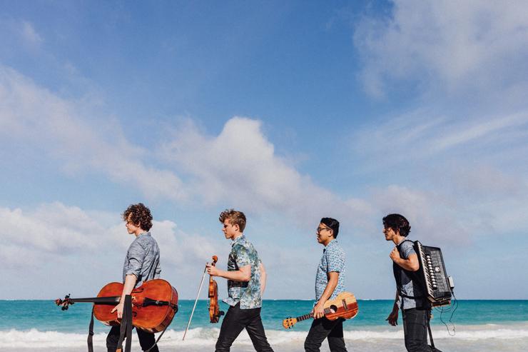 Streetlight Cadence 来日公演『HELLO JAPAN TOUR』全国4か所(沖縄、東京、京都、大阪)で開催。