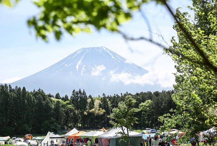 『青空camp2017』2017年5月20日(土) - 21日(日) at ハートランド・朝霧