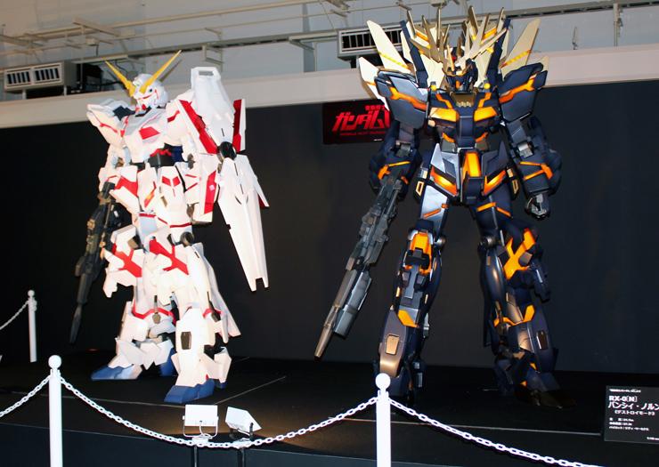 『ガンダムワールド2017 in 札幌』2017年4月29日(土・祝)~5月7日(日)at サッポロファクトリー