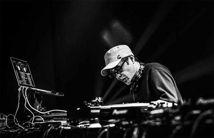 DJ KRUSH - New Album 『軌跡』Release