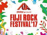 FUJI ROCK FESTIVAL '17 ~出演アーティスト第5弾~