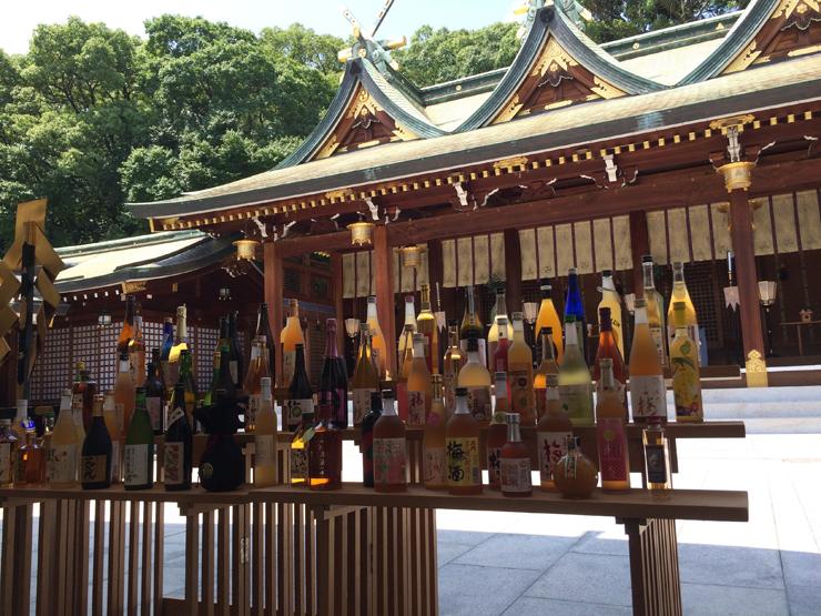『全国梅酒まつりin西宮2017』2017年4月21日(金)~23日(日)at 兵庫 西宮神社