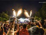 『揖斐川ワンダーピクニック2017』2017年5月21日(日) at 岐阜 城台山 播隆の森公園 特設ステージ & 三輪神社周辺