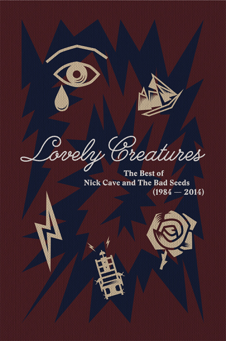 NICK CAVE & THE BAD SEEDS - Best Album『Lovely Creatures:The Best Of Nick Cave & The Bad Seeds』