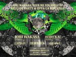 IORI WAKASA 《Give Me Your Self》 Release party – 2017.7.7(Fri) at 江ノ島OPPA-LA