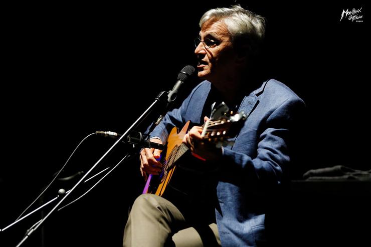 2016年出演:カエターノ・ヴェローゾ