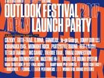 『OUTLOOK FESTIVAL 2017 JAPAN LAUNCH PARTY』2017.07.29 (SAT) at clubasia + VUENOS , Tokyo ~出演アーティスト第一弾~