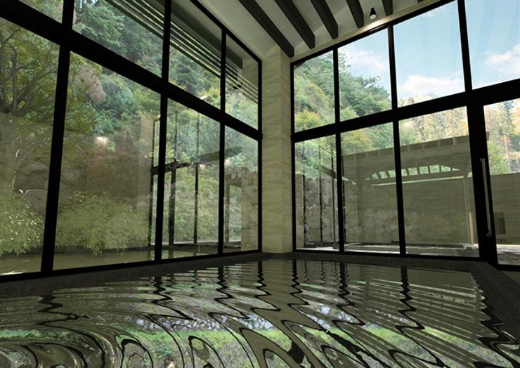 クラウドファンディング『墨アートを広めたい!箱根の新規開業温泉旅館に現代墨アートを飾るプロジェクト』期間:2017年6月15日~2017年6月30日