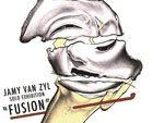 """ボールペンアーティスト JAMY VAN ZYL Solo Exhibition """"FUSION"""" 2017.07.17(月)~30(日) at 下北沢レインボー倉庫3F ギャラリースペース"""