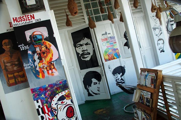 特集:SARANG ART HUB(マレーシア・タンジュンマリム)