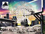 『XLARGE(R) × TACHIHI BEACH × 花火 presents TACHIKAWA BLOCK PARTY』2017年7月29日(土) at 立川 TACHIHI BEACH