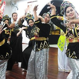バジャウ族伝統舞踊 (マレーシア)