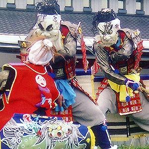 赤澤鎧剣舞 (岩手県大船渡市)