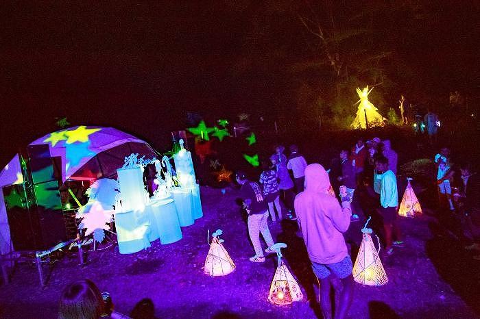 『秘境祭2017』 2017年9月9日(土)〜10日(日)at 山梨県小菅村 玉川キャンプ村