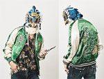 『MARIA x NUDE MAP SOUVENIR JACKET』ART WORK by Rockin'Jelly Bean – コラボレーションジャケット・リリース。