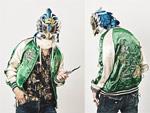 『MARIA x NUDE MAP SOUVENIR JACKET』ART WORK by Rockin'Jelly Bean - コラボレーションジャケット・リリース。/ A-FILES オルタナティヴ ストリートカルチャー ウェブマガジン