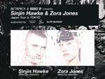BETAPACK & BOUNCE UP presents『Sinjin Hawke & Zora Jones Japan Tour in TOKYO』2017.09.15(FRI) at CIRCUS TOKYO