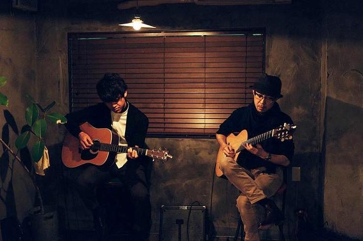 no.9 × Tomoya Ito  (Guitar Duo set )