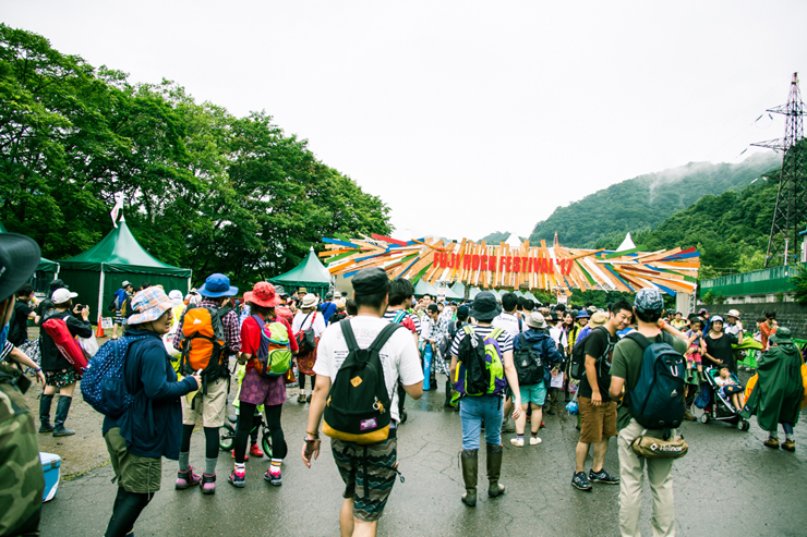 FUJI ROCK FESTIVAL '17 ~フジロック1日目~ (2017.07.28) REPORT