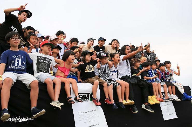 『NAMIMONOGATARI 2017』2017年8月20日(日) at 常滑りんくうビーチ