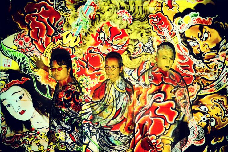 人間椅子 - New Album『異次元からの咆哮』Release