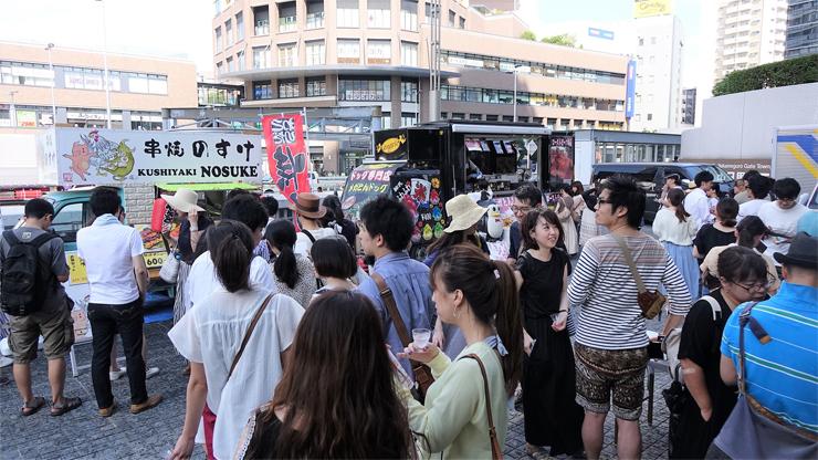 『第8回 和酒フェス in 中目黒』2017年10月21日(土)22日(日)at 中目黒GTタワー前広場