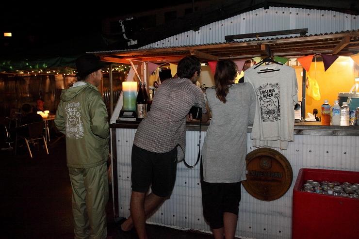 『Chilluxe beach 2017』2017年10月13日(金)~10月15日(日)at 東伊豆 シーサイドハウス今井浜
