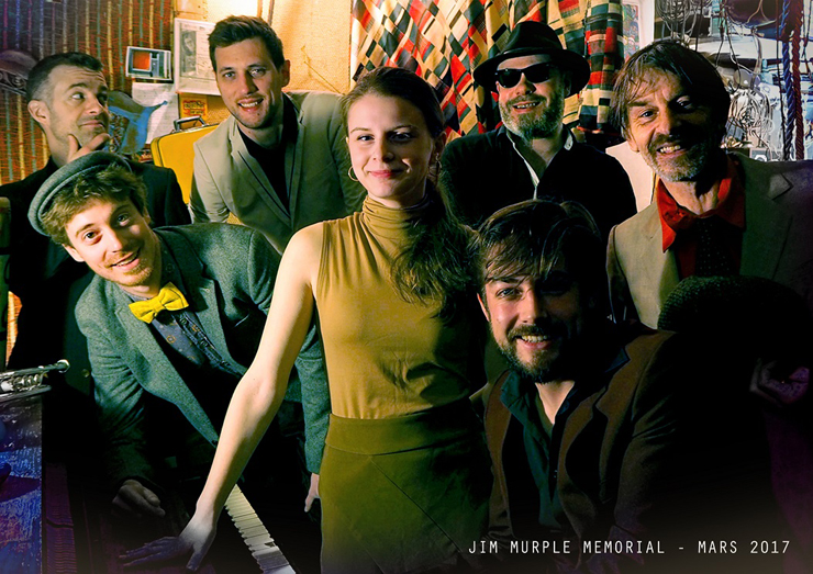 JIM MURPLE MEMORIAL - New Album『STELLA NOVA』Release