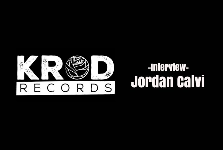 Jordan Calvi (Krod Records) インタビュー