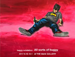 buggy solo exhibition『All sorts of buggy』2017年9月15日(金)~10月1日(日)at THE blank GALLERY / A-FILES オルタナティヴ ストリートカルチャー ウェブマガジン
