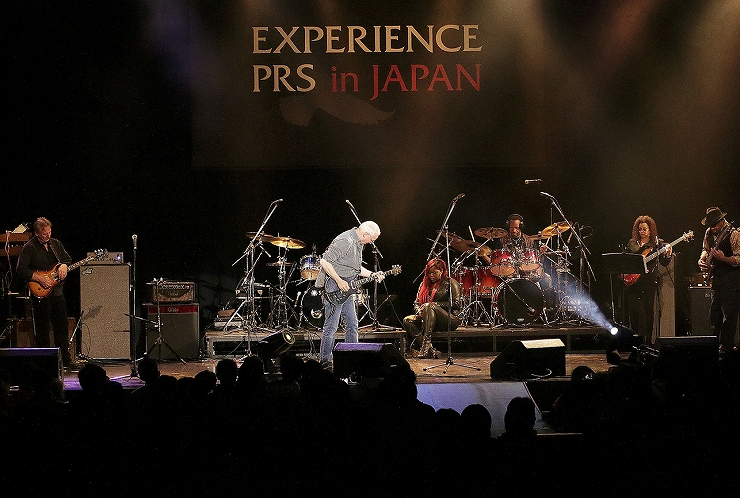 『EXPERIENCE PRS in JAPAN』