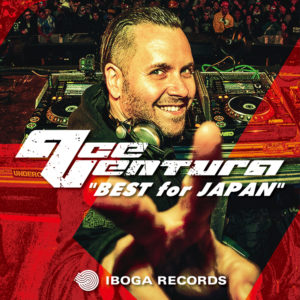 Ace Ventura - 配信限定アルバム『BEST for JAPAN compiled by Ace Ventura』Release