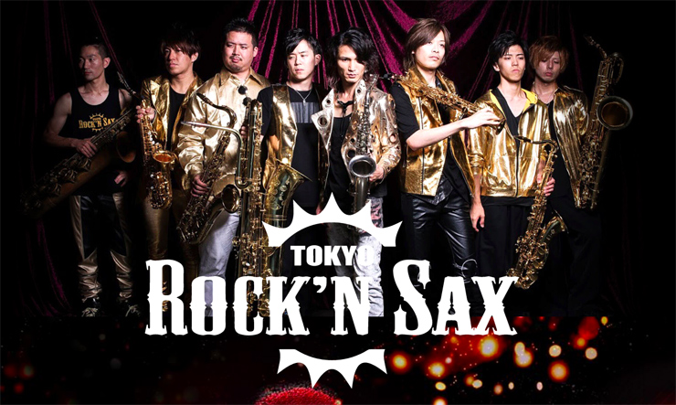 『Tokyo Rock'n SAX 10th SPECIAL LIVE』2017年12月14日(木) at Zepp 東京