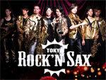 『Tokyo Rock'n SAX 10th SPECIAL LIVE』2017年12月14日(木) at Zepp 東京