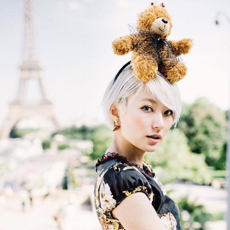 Yuri Nakagawa/fashionblogger・designer・MC・DJ・PRmodel