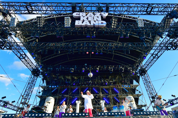 WOWOWでクレイジーケンバンド結成20周年記念スペシャルライブ 20TH ATTACK! CKB[攻]を放送。2017年11月19日(日)21:00~