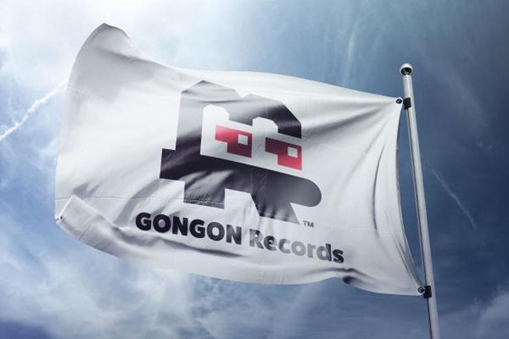GONGON(ex:B-DASH - Guitar/Vo)が主催するGONGON Records公式サイトがオープン。