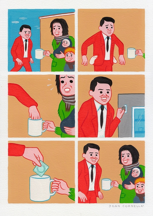 Joan Cornella Japan Solo Exhibition 2017