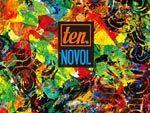 ペインティング・アーティスト NOVOL 作品集『ten.』2017年12月18日発売。