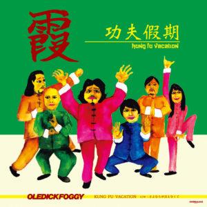 OLEDICKFOGGY - New Album『Gerato』Release
