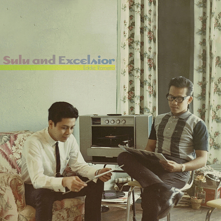 Sulu and Excelsio - New Album『Eddie Romero』Release