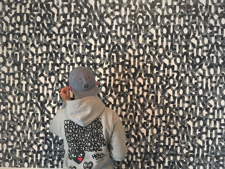"""baanaiインスタレーション展 """"ROOM FOR ART EXPERIMENT"""""""