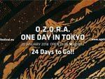 『OZORA One Day in Tokyo 2018』2018年1月20日(土)at 新木場 ageHa