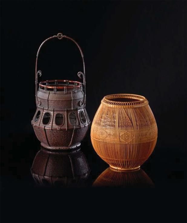 堺市  特別展『伝統の技、革新の表現ー堺の竹工芸ー』