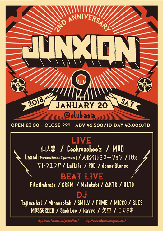 JUNXION 9