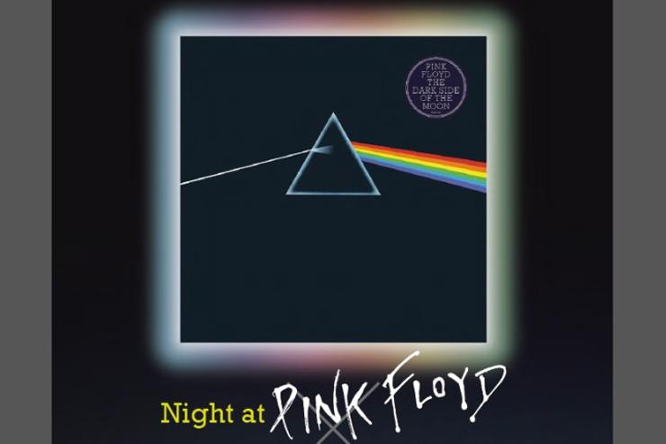 ピンク・フロイド50周年 レコード コンサート Night at PINK FLOYD ~『 The Dark Side of The Moon』